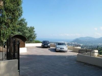 Photo for beautiful villa 200m2 on the heights sea view private pool standing comfort
