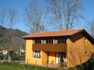 Photo for Rural house (full rental) El Crucial for 6 people