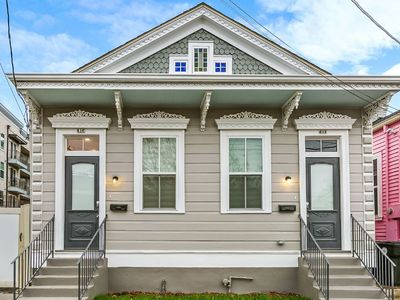 Photo for Spacious 3BD Duplex/Minutes Away from French Quarter