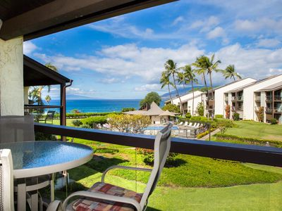 Photo for #266  Second floor condo, easy access to best beach on Maui!