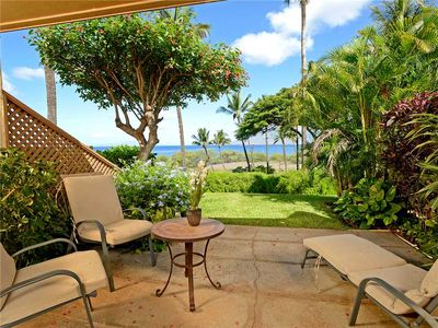 Photo for Maui Kamaole A-107 - 1 Bedroom, Ground Floor, Ocean View, Pool