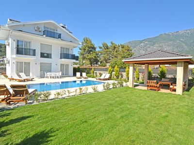 Photo for 4 Bedroom luxury Panaroma villas D in oludeniz fethiye