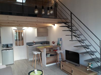 Photo for NEW MAISONNETTE, WITH TERRACE AND PRIVATE PARKING