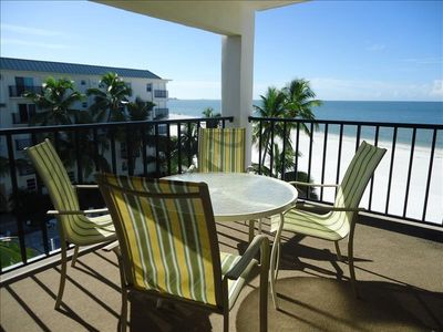 Photo for Direct Beach Front Corner Condo with Awesome Views of the Gulf of Mexico