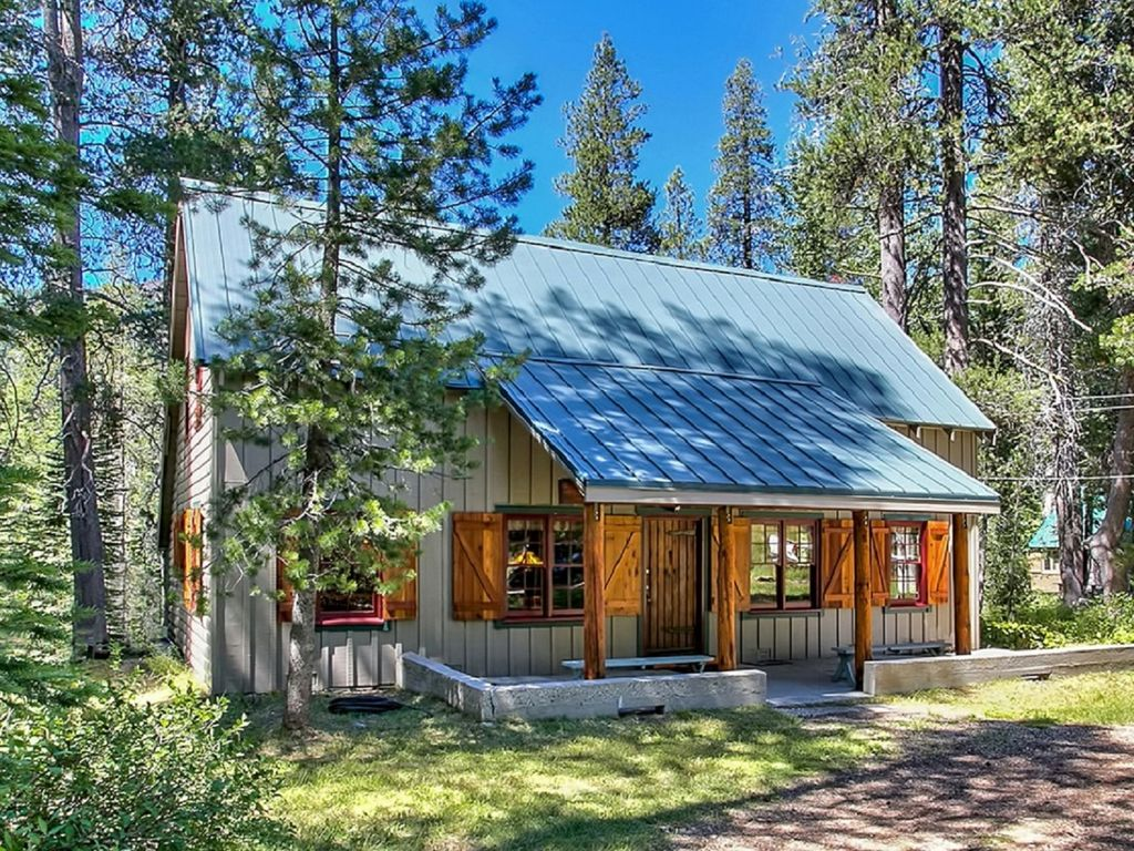 1930\'s Authentic Vintage Tahoe Cabin On The... - HomeAway