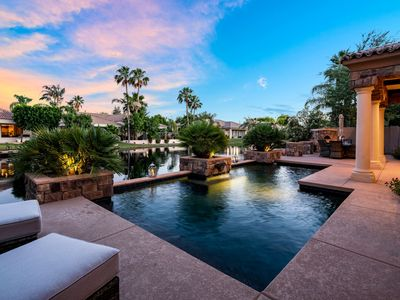 Photo for Luxury 3 Bedroom Home in Gated Ocotillo Community with Heated Pool