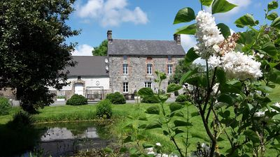 Photo for A luxury holiday cottage on the Cotentin Peninsula near glorious sandy beaches !