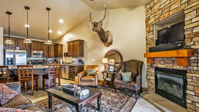 Photo for Beautifully Furnished 3 Bedroom Bear Hollow Townhome Located near Canyons Resort-Click to Save