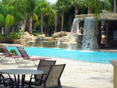 Photo for Welcome to our Family Resort Home, 7 Miles to Disney! Peaceful Location With Private Pool