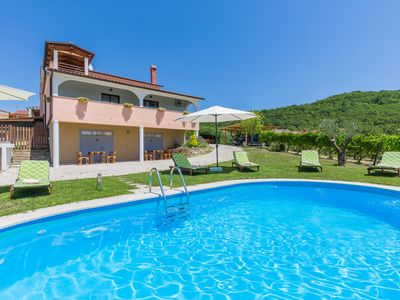 Photo for Holiday House Brajdice, Jun 14-Jul 31 DISCOUNT 10%, private pool, garden
