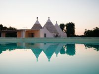 A Beutiful Trullo in Tranquil countryside