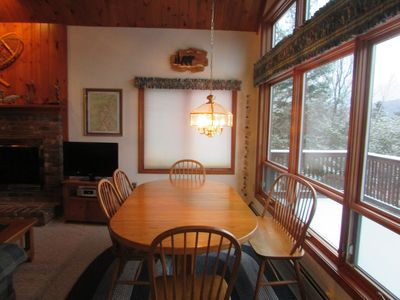 Photo for Incredible 5 bedroom 4 bath condo with stunning views of Mt. Washington!