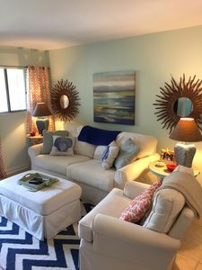 Photo for Great deal on a beautifully decorated beachfront condo on Hilton Head Island!