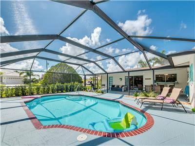 Photo for Roelens Vacations - Villa Sea Wave - Cape Coral