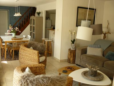 Photo for 3BR House Vacation Rental in Dieppe, Normandie