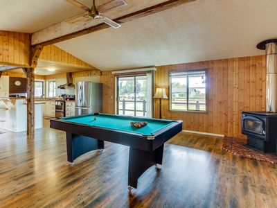 Photo for Remodeled home with Ping-Pong, pool table, close to beaches!