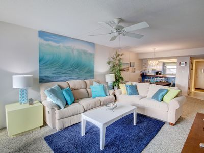 Photo for Lovely Condo w/Private Balcony, Pool, Tennis, Private Beach Access, & More!