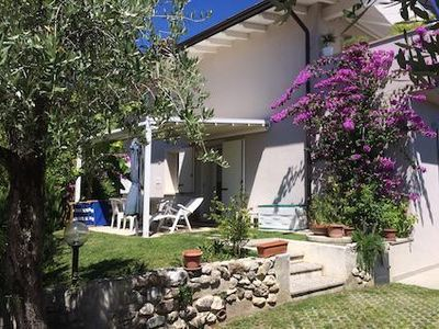 Photo for Holiday apartment Manerba del Garda for 1 - 5 persons with 2 bedrooms - Holiday apartment
