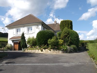 Photo for Beautiful house located in the heart of Champagne Cradle