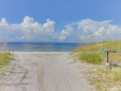Photo for NEW LISTING! Spacious townhome w/beautiful decor & steps from the beach