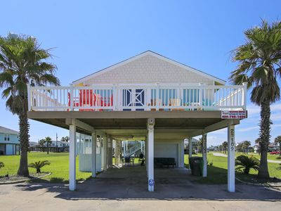 Cottage by the Sea: Gulf views, quick walk/drive to the beach. FREE activities!