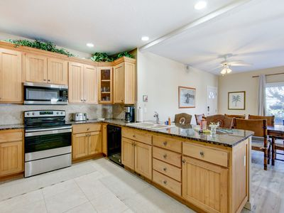 Photo for New Listing! Central AC throughout this spacious, Tropical Retreat