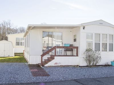 Photo for Short Drive from OC - Cute Home with Pool, Playground, Fishing Pier