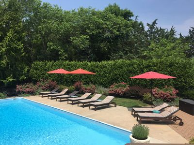 Photo for Westhampton Remsenburg - South Of Highway - Heated Pool
