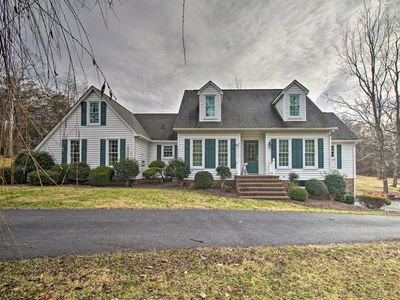 Photo for NEW! Spacious Staunton Home - 8 Miles to Downtown!