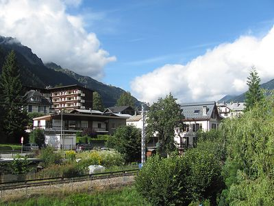 Photo for Apartment Arve 1 et 2 in Chamonix - 2 persons, 1 bedrooms