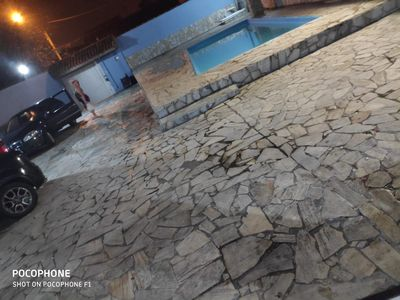 Photo for House with pool, Center at 200 mts Beach, wifi and cable TV