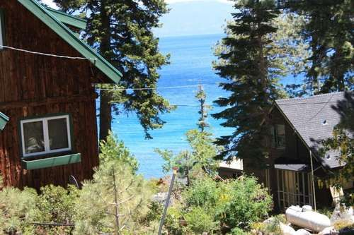 Property Image#2 One Of A Kind Whimsical Cottage,lake View, Hot Tub
