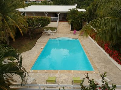 Photo for GREAT HOUSE WITH LARGE SWIMMING POOL AND GARDEN