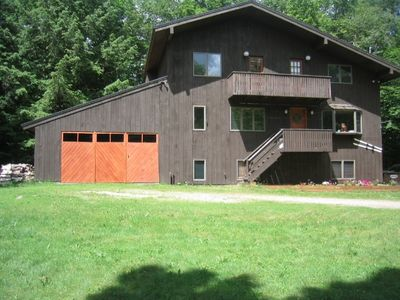 Photo for Giant Ski Vacation home with Hot Tub, foosball table, walk to nightlife
