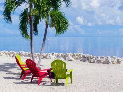 Photo for 3BR Oasis in the Keys w/ Kayaks & Paddle Boards - Sweeping Ocean Views!