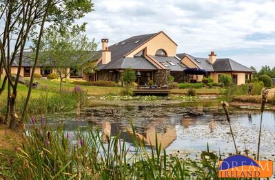Photo for Large luxury home in Wicklow on 45 acres just an hour from Dublin city