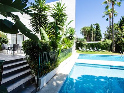 Photo for Villa Seafront II Puerto Banus