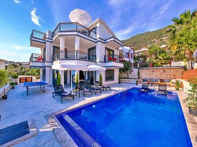 Photo for 3BR Villa Vacation Rental in Kaş