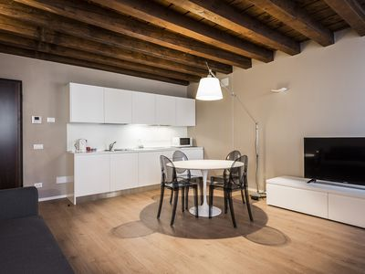 Photo for MyPlace Piazze di Padova -  Apartment in Via dei Da Carrara