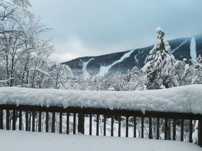 Photo for Quintessential family and friends ski house available Presidents Weekend