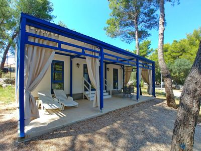 Photo for 2 bedroom Villa, sleeps 6 in Korčula with Air Con and WiFi