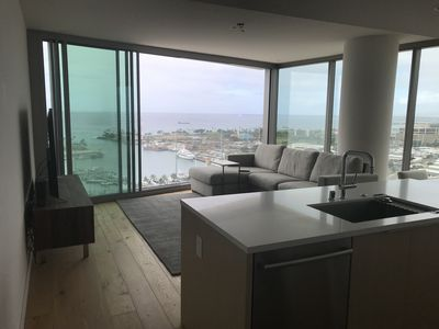 Photo for Brand New Luxury Oceanview Condo 3 bd/3ba + Free Parking in Honolulu, Hawaii