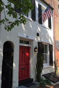 Photo for Stay on Alexandria's Most Historic Block ~ Captains' Row!