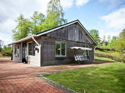 Photo for Detached chalet near the Netherlands border with a lake view