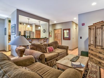 Photo for Tavern Inn #36 - 2 BR Squaw Condo with HOA Tennis, Hot Tub and Pool!