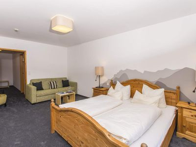 Photo for Togetherness double room exclusive with bath, WC - Alpengasthof Hörnlepass-Kräuterhotel