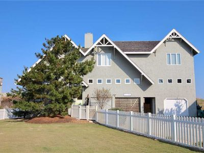 Photo for #415: OCEANFRONT Home in Corolla w/PrivatePool & HotTub