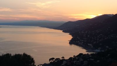 Photo for The house of magical sunsets - The house with magical sunsets - Via Aurelia 64 Camogli