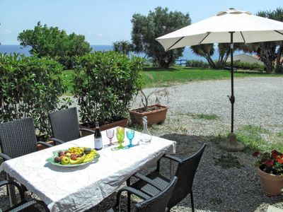 Photo for One bedroom Apartment, sleeps 5 in Caramagna Ligure with WiFi