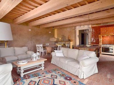 Photo for Holiday apartment Saline di Volterra for 8 persons with 4 bedrooms - Holiday house